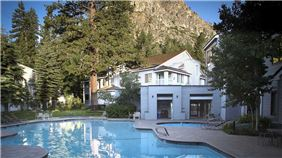 Pool at Squaw Valley Lodge, Olympic Valley