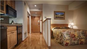 Squaw Valley Lodge, Olympic Valley Bedroom
