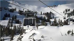 Squaw Valley Resort, Olympic Valley, California