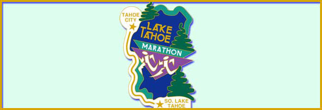 16th Annual Lake Tahoe Marathon Weekend
