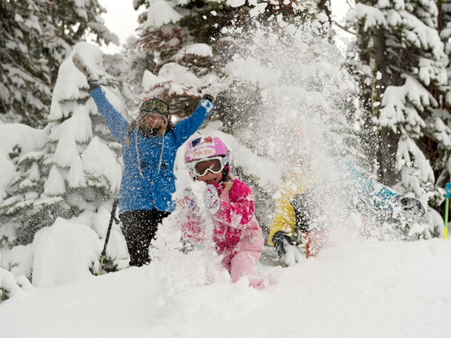 32 Inches Of Snow and New Lodging Deals!