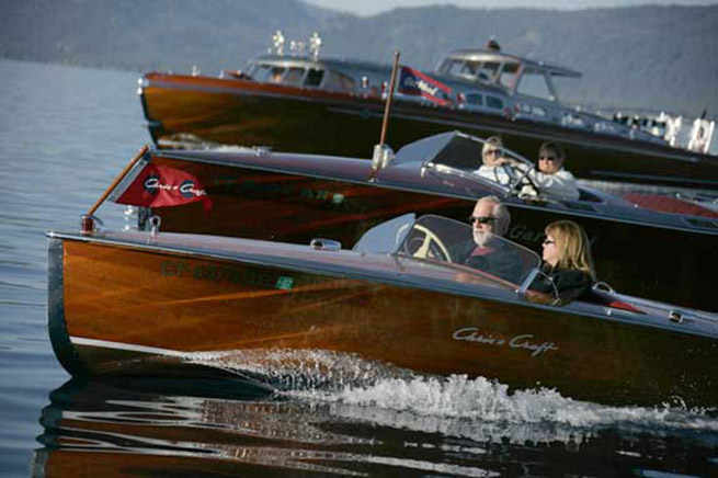 40th Annual Lake Tahoe Concours d'Elegance