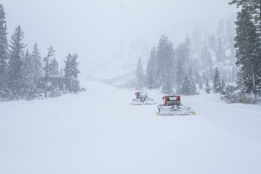 Big Snow Storms and Big Savings at Squaw Valley Lodge!