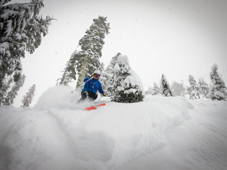 Deep Snow And Deep Spring Skiing Discounts!