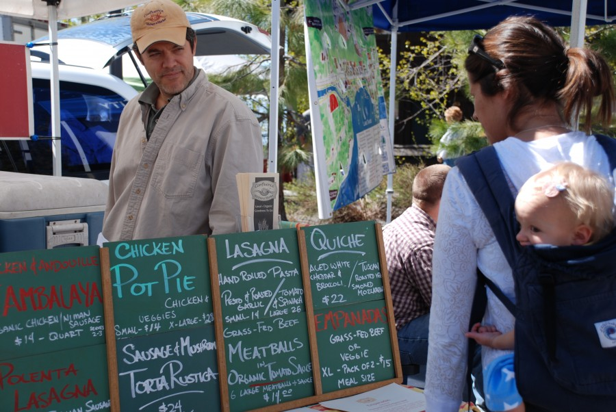 Family Fun: 2015 North Lake Tahoe Farmers' Markets