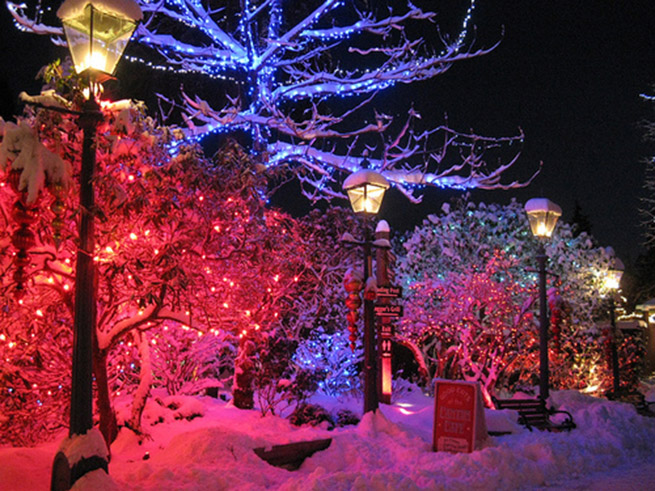 Holiday Events in Tahoe City: Holly-Days Jubilee