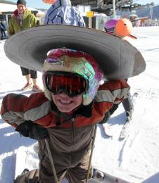 Kid-O-Rama Week at Squaw Valley USA