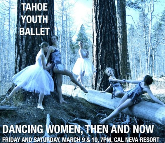 Lake Tahoe Cultural Events: Tahoe Youth Ballet