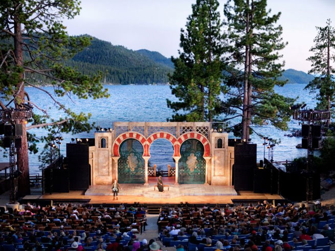 Lake Tahoe Shakespeare Festival 2012