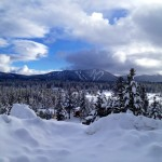 Lake Tahoe Storm: Holiday 2012