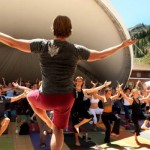 Wanderlust Festival in Squaw Valley