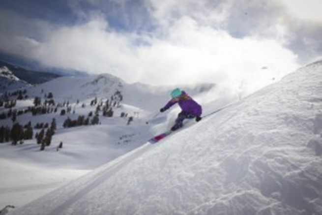 Learn to Ski & Snowboard at Squaw Valley & Alpine Meadows