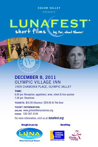 Squaw Valley Women's Film Festival: LUNAFEST 2011