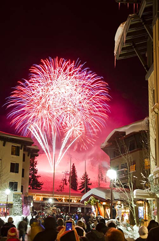 New Year's Eve Events in Tahoe