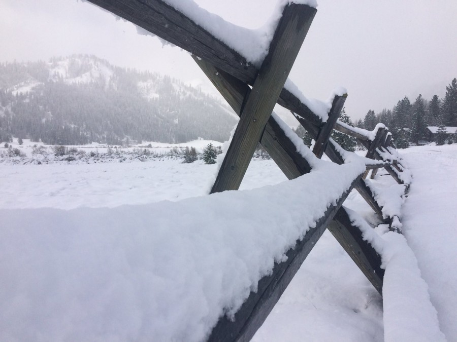 Squaw Ski Season Closing Weekend And Fresh Powder!
