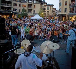 Squaw Valley Brews, Jazz and Funk Fest
