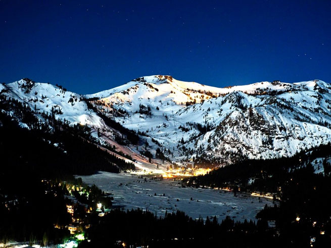 Squaw Valley Winter Lodging Deal