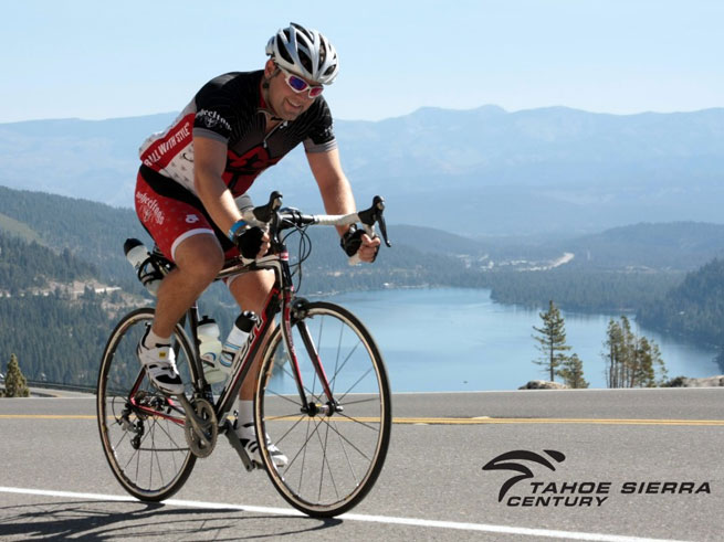 Tahoe Sierra Century Ride: Music to Our Legs