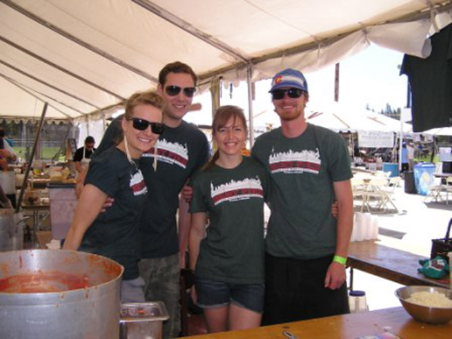 Truckee Chili Cookoff 2012