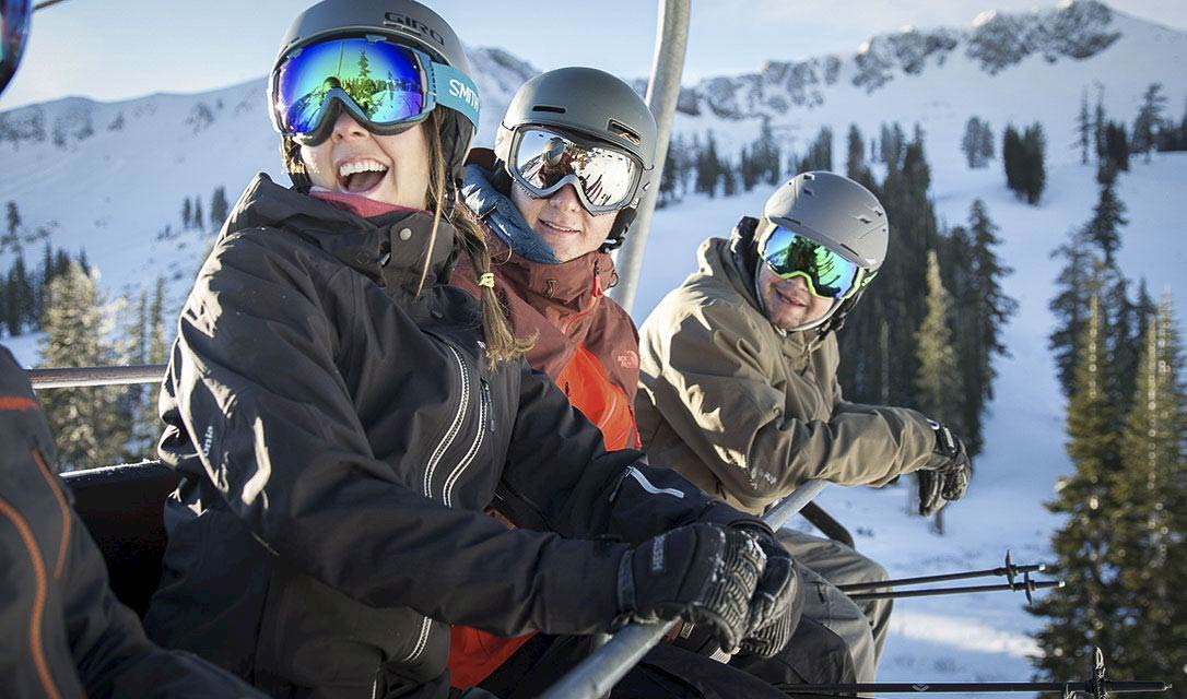 Squaw Valley Lodge, Olympic Valley Offers Featured Special Skiing