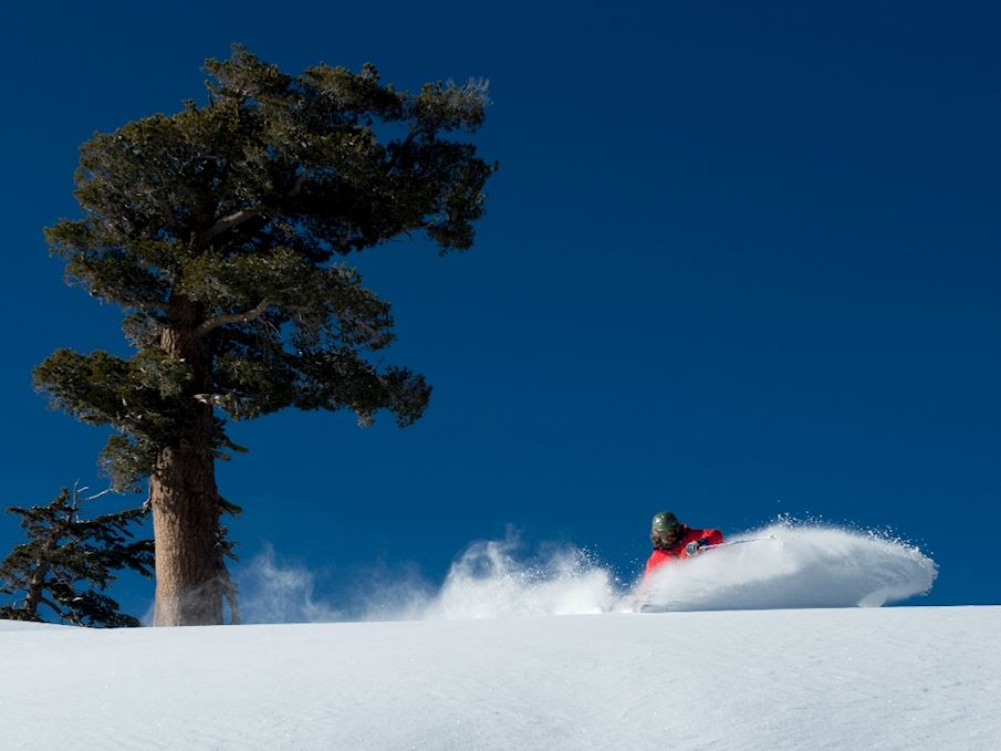 Ikon Pass Lodging Discount Package in Squaw Valley Lodge, Olympic Valley